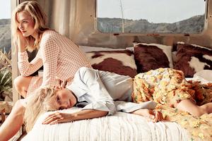 Taylor and Karlie Kloss