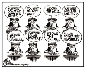 The Argument Against Solar Power