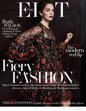 The Edit// January 2015 Cover