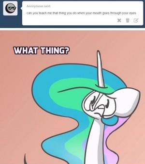 The Neck pony