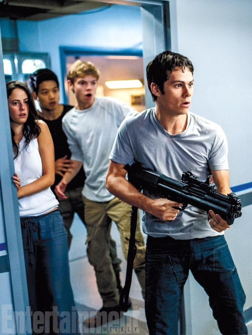 The Scorch Trials - First Photos!!