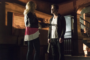 The Vampire Diaries 6.17 ''A Bird in a Gilded Cage''