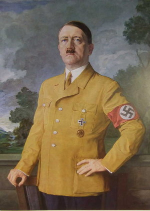 Adolf Hitler, Chancellor of Germany 1933-1945