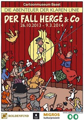 Tintin Pastiches
