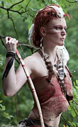zanhar1 দেওয়ালপত্র titled Tribal Woman