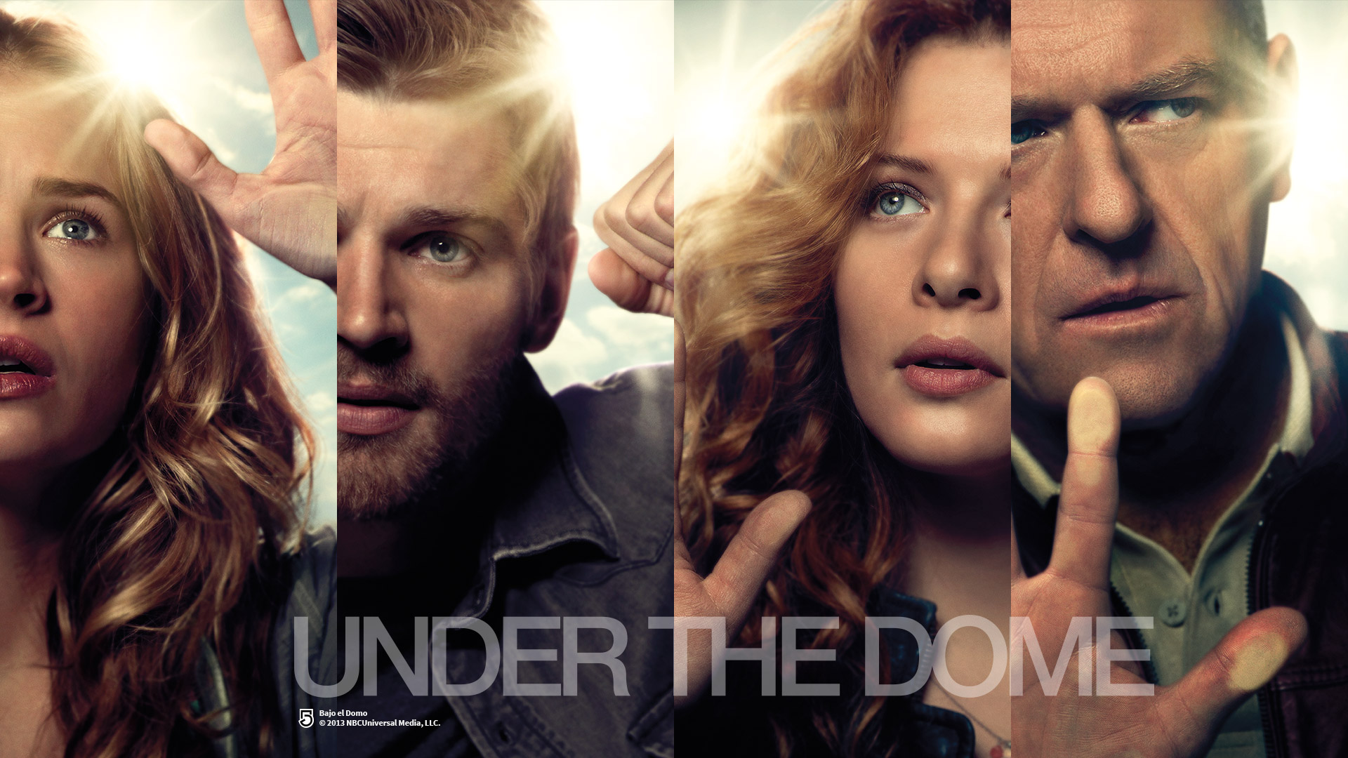 Under The Dome Under The Dome Wallpaper 38256811 Fanpop