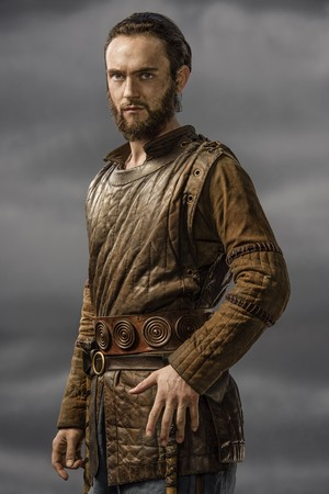 Vikings Athelstan Season 3 Official Picture