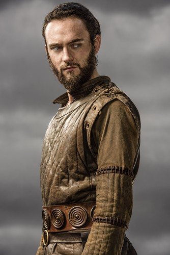Vikings (TV Series) karatasi la kupamba ukuta entitled Vikings Athelstan Season 3 Official Picture