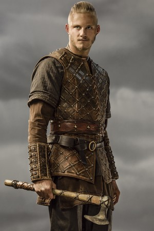 Vikings Bjorn Season 3 Official Picture