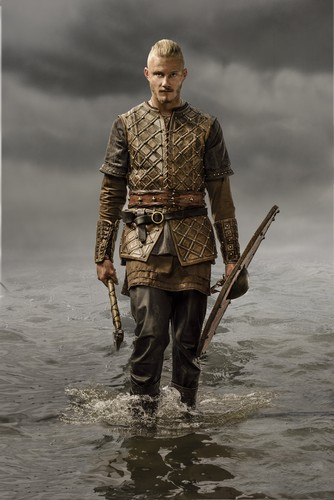 《维京传奇》(电视剧) 壁纸 titled Vikings Bjorn Season 3 Official Picture