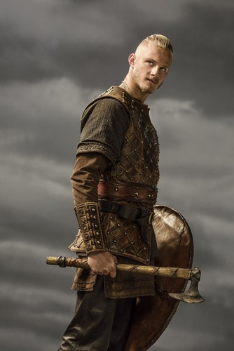 Vikings (TV Series) karatasi la kupamba ukuta entitled Vikings Bjorn Season 3 Official Picture