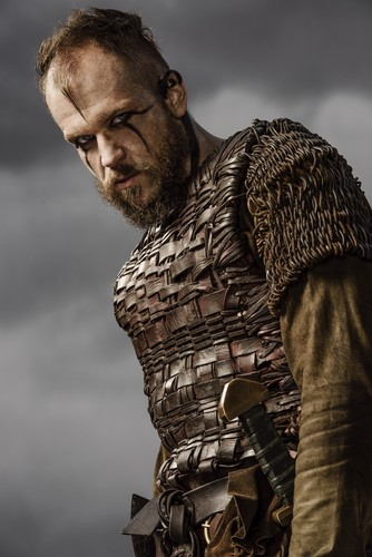 Vikings (TV Series) karatasi la kupamba ukuta called Vikings Floki Season 3 Official Picture