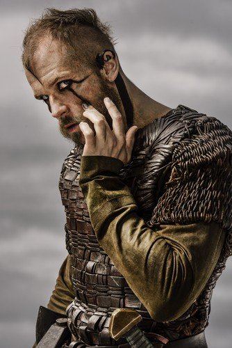 Vikings (TV Series) wallpaper probably containing a hip boot called Vikings Floki Season 3 Official Picture