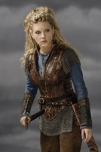 Викинги (сериал) Обои called Vikings Lagertha Season 3 Official Picture