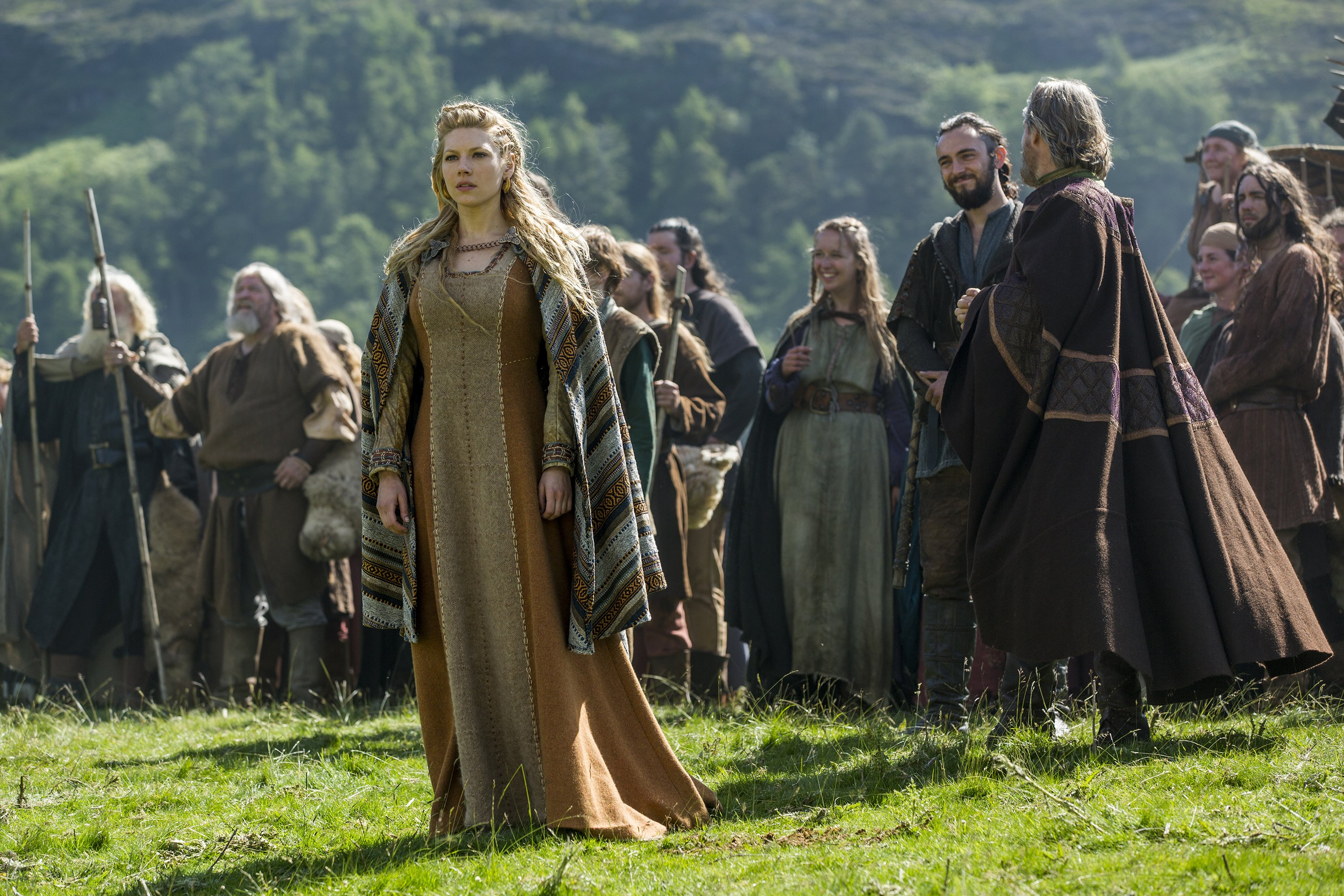 "Vikings ""Mercenary"" (3x01) promotional picture"
