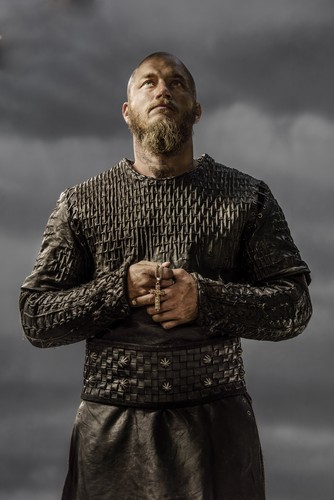 Vikings (TV Series) wallpaper called Vikings Ragnar Lothbrok Season 3 Official Picture
