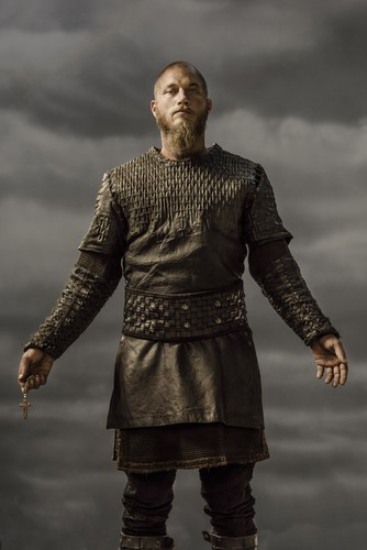 Vikings (Siri TV) kertas dinding entitled Vikings Ragnar Lothbrok Season 3 Official Picture