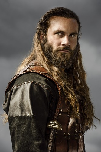 Vikings (TV Series) achtergrond possibly containing a hip boot and a surcoat titled Vikings Rollo Season 3 Official Picture