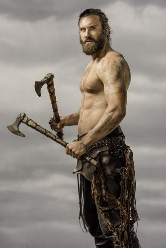 Vikings Hintergrund titled Vikings Rollo Season 3 Official Picture