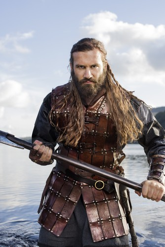 Vikings (TV Series) achtergrond entitled Vikings Rollo Season 3 Official Picture