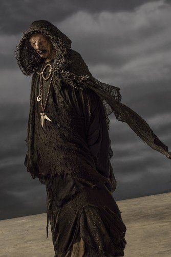 Vikings (TV Series) achtergrond titled Vikings The Seer Season 3 Official Picture