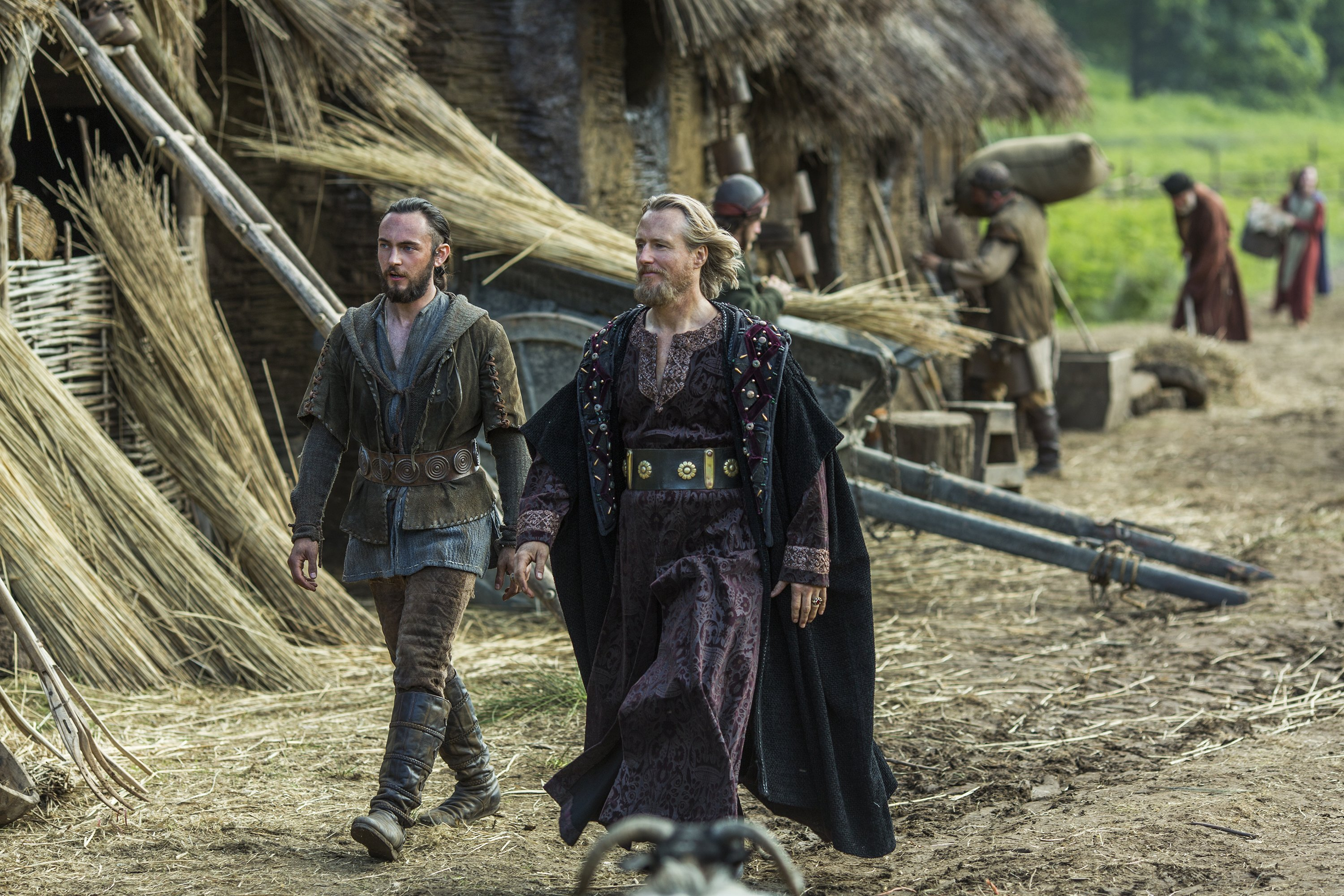 """Vikings """"The Wanderer"""" (3x02) promotional picture"""