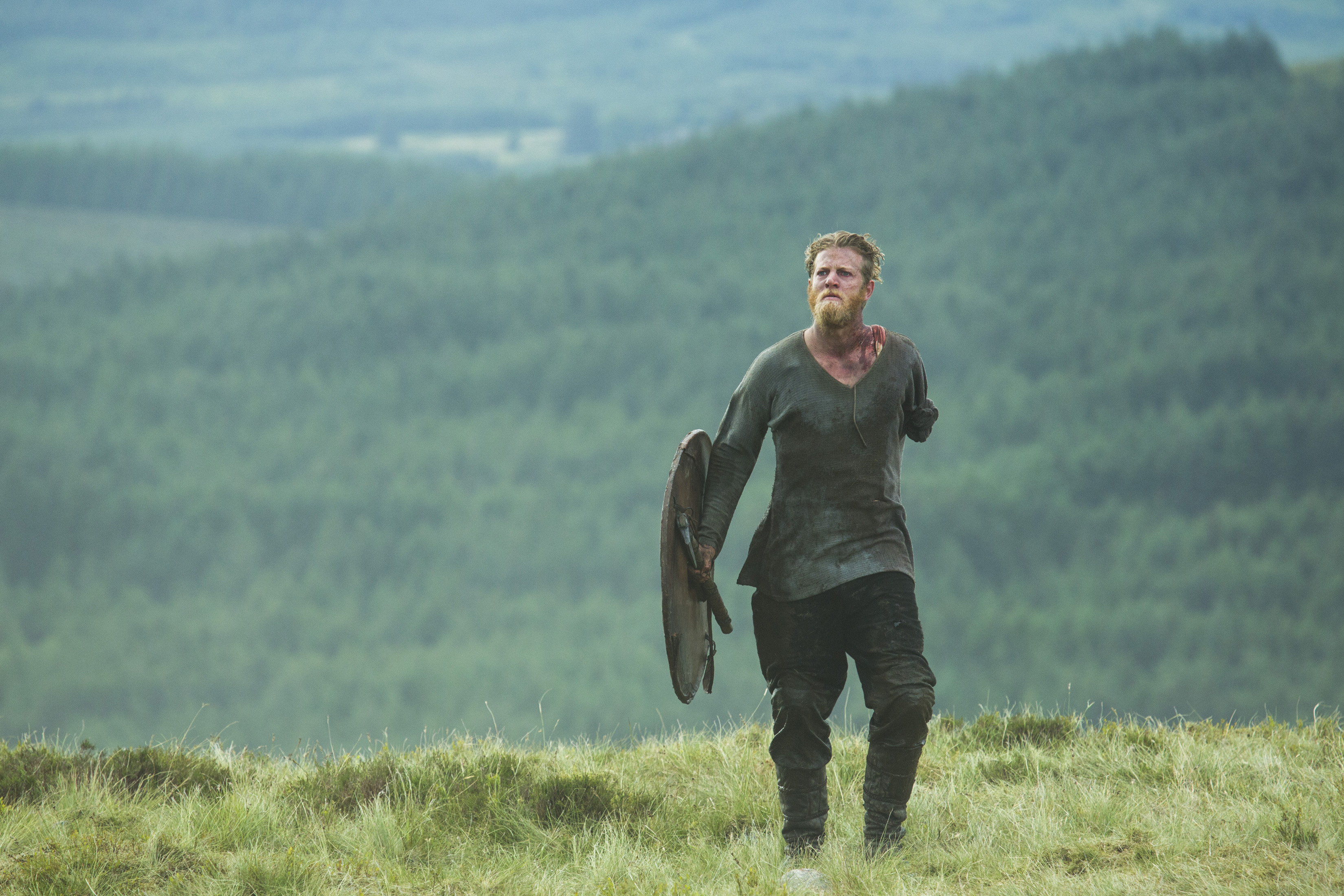 """Vikings """"Warrior's Fate"""" (3x03) promotional picture"""