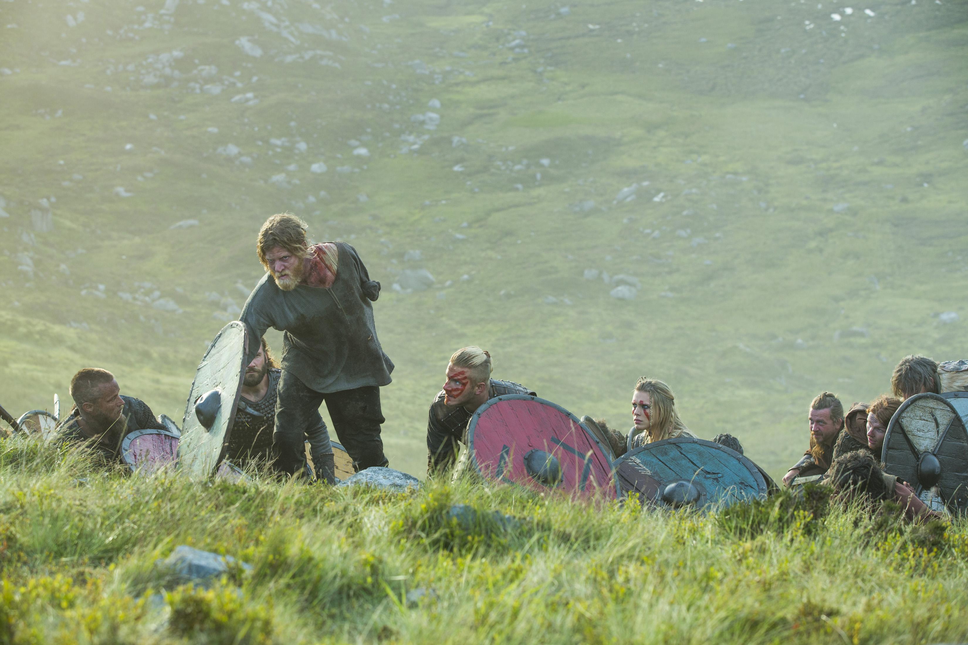 Vikings (TV Series) afbeeldingen Vikings