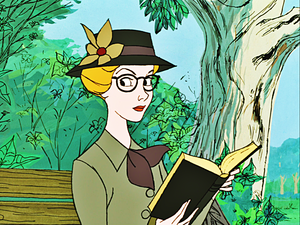 Walt Disney Screencaps - Anita Radcliffe