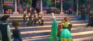Walt disney Screencaps - Frozen Fever