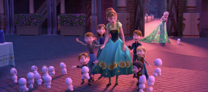 Walt disney Screencaps - Frozen - Uma Aventura Congelante Fever