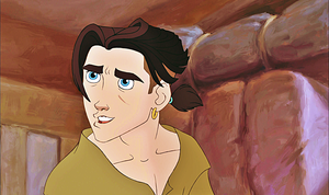 Walt Disney Screencaps - Jim Hawkins