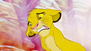 Walt 디즈니 Screencaps - Simba