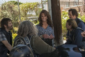 Walton Goggins as Venus camioneta, van Dam in Sons of Anarchy - Poor Little Lambs (7x04)