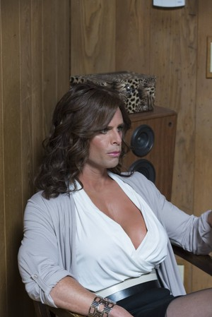 Walton Goggins as Venus camioneta, van Dam in Sons of Anarchy - Sweet and Vaded (6x07)