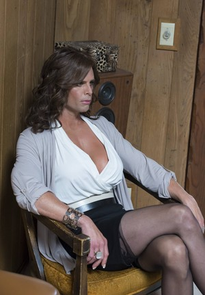 Walton Goggins as Venus furgone, van Dam in Sons of Anarchy - Sweet and Vaded (6x07)