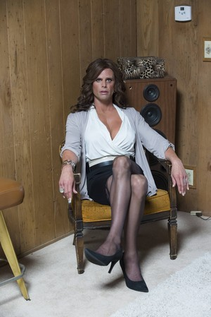 Walton Goggins as Venus busje, van Dam in Sons of Anarchy - Sweet and Vaded (6x07)