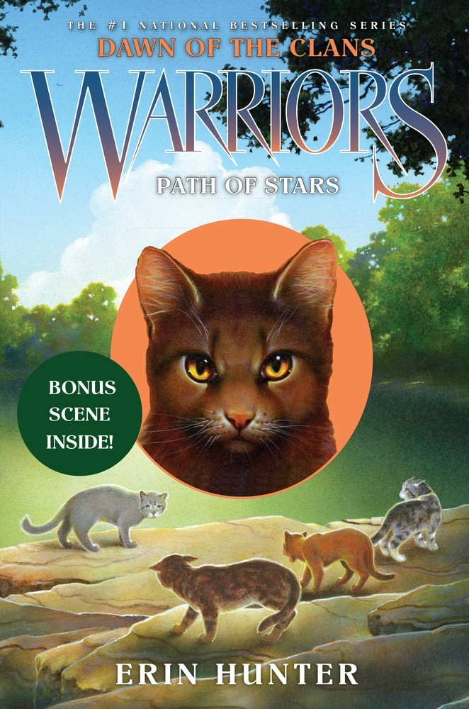 Warriors Dawn of the Clans book 6: Path of Stars
