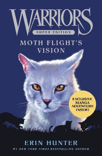 Warriors (Novel Series) wolpeyper titled Warriors Super Edition: mariposa Flight's Vision