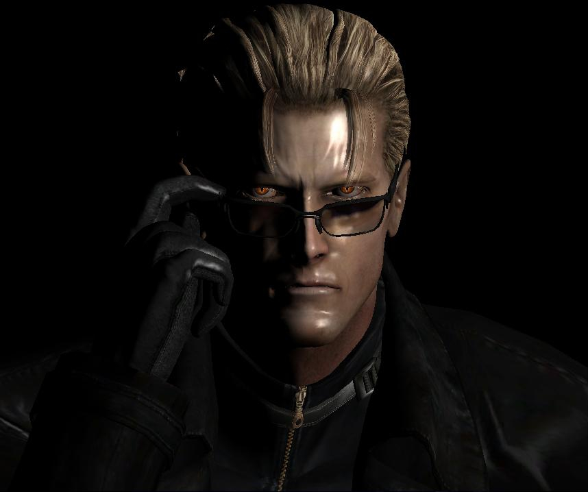 resient evil wesker - photo #41