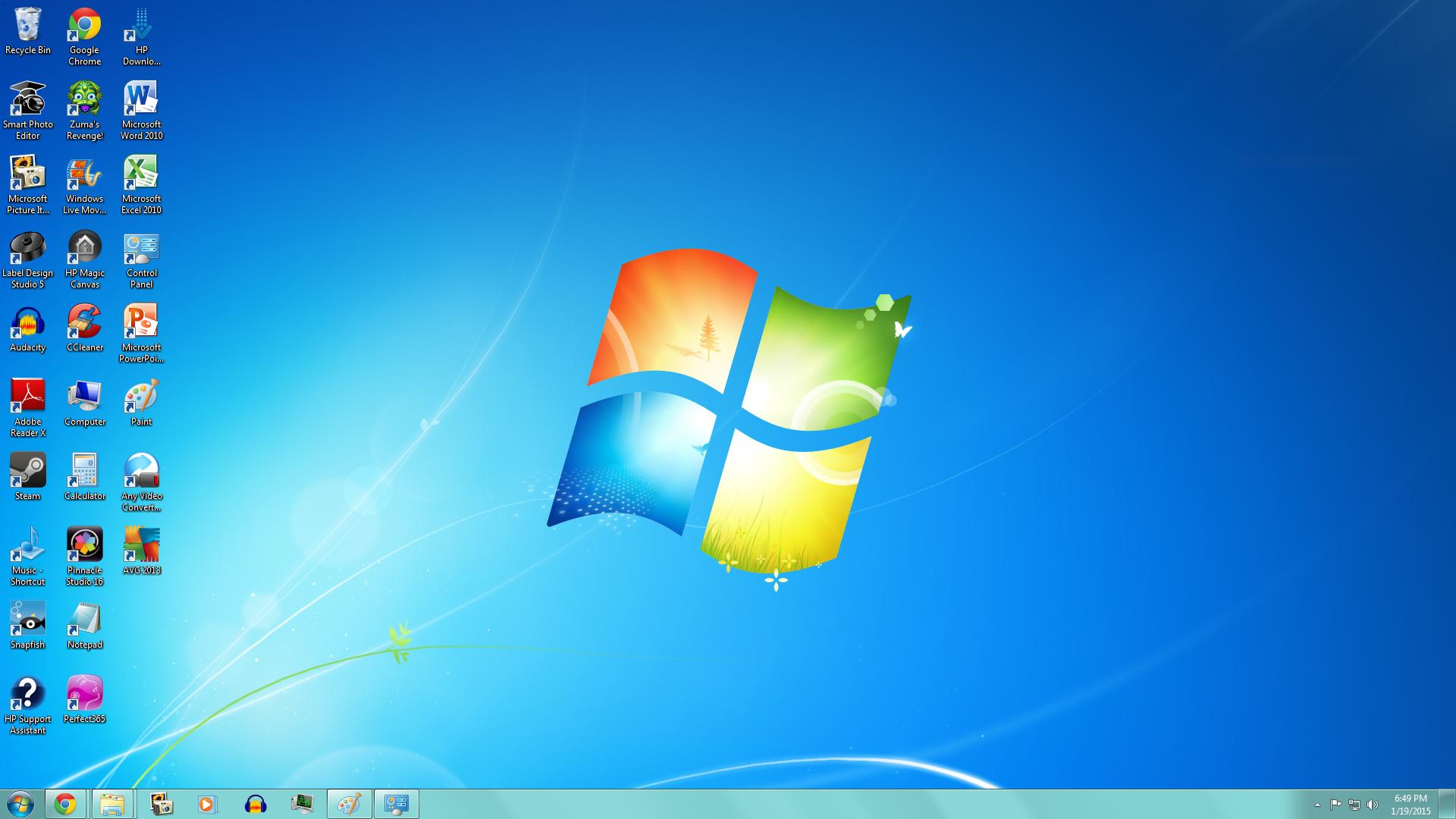 Nintendofan12 images Windows 7 Aero Opaque No Window V2 3 HD wallpaper and background photos