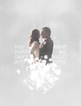 You can see right through me, can't you Chuck? Into my core. - blair-and-chuck fan art