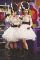 Zendaya Coleman  and Bella Thorne           - zendaya-coleman photo