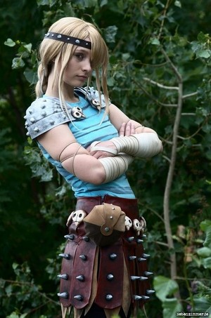 astrid frm train your dragon