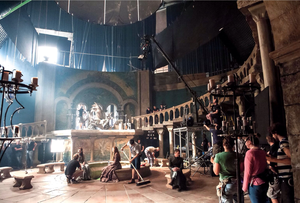 Sansa, Lysa & Petyr - Behind the Scenes