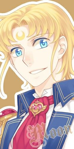 bishonen Sailor Moon