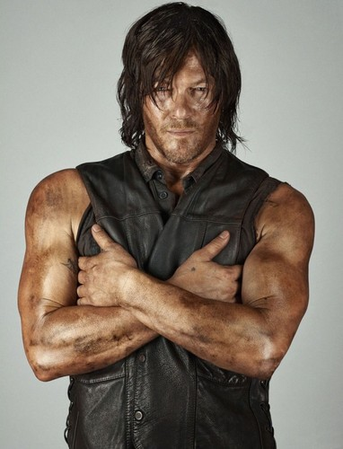 The Walking Dead پیپر وال called daryl dixon