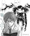 death note crossover