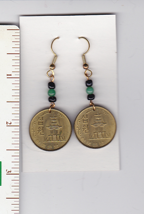 earrings made によって TheCountess