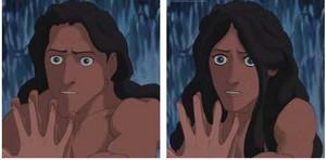 female Tarzan